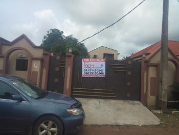Masterpiece 5-bedroom Detached House with 2-room Offices, Bq, Akesan - Igando, Off Adexson Road, By Vulcaniser Bus Stop, Isheri, Lagos, Detached Duplex for Sale