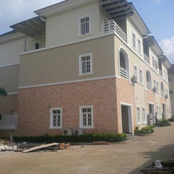 Serviced and Tastefully Finished 4 Bedroom Terraced House with a Room Servant Quarters, Asokoro District, Abuja, Terraced Duplex for Rent