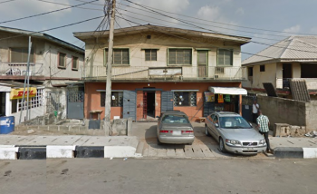 a Renovate-able Blocks of Flats, Shipeolu, Palmgrove, Shomolu, Lagos, Block of Flats for Sale