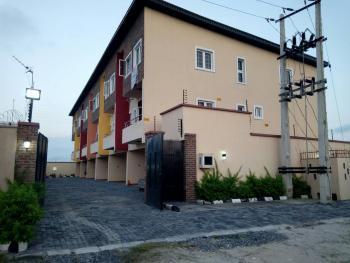 3 Bedrooms with Bq, Ikate Elegushi, Lekki, Lagos, Terraced Duplex for Rent