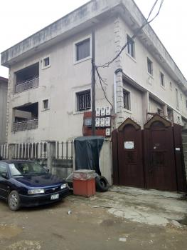 Block of 4no. 3 Bedroom Flat & 2no. 2 Bedroom Flat, Oni Street, Off Randle Avenue, Surulere, Lagos, Block of Flats for Sale