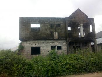 6 Flat of Semi Developed Property, Behind The Oaks Hotel, Ughelli South, Delta, Block of Flats for Sale