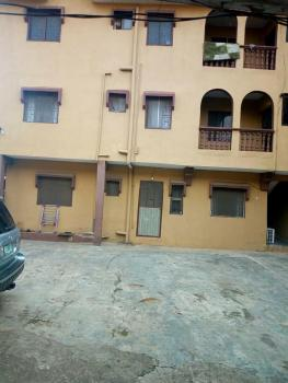 a Clean 2 Bedroom Flat (preference: Working Class), Alhaji Bakare Street, Oke Ira, Ogba, Ikeja, Lagos, Flat for Rent