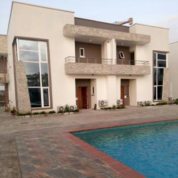 4 Bedroom Semi -detached Houses, Osborne Phase 2, Osborne, Ikoyi, Lagos, Semi-detached Duplex for Rent