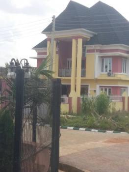 4 Bedroom Duplex, Treasure Park and Garden, Golf and Estate Along Ibandon Express Road, Simawa, Ogun, Semi-detached Duplex for Sale