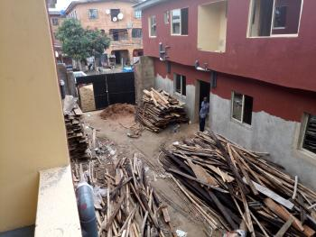 a Lovely Newly Built Mini Flat, Off Mushin-oshodi Road, Onipanu, Shomolu, Lagos, Mini Flat for Rent