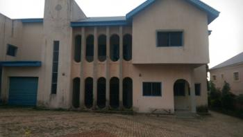 Solidly Built Twin Duplex with Bq for Sale, Kubwa, Abuja, Semi-detached Duplex for Sale
