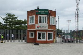 400  Sqm Land, Lekky County Homes Estate (mega Mound), Inside, Ikota Villa Estate, Lekki, Lagos, Residential Land for Sale