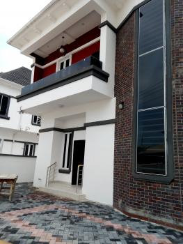 Newly and Beautifully Finished 5 Bedroom Fully Detached Duplex  with Bq, Behind Shoprite, Osapa, Lekki, Lagos, Detached Duplex for Sale