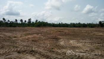 Lands for Sale in a Secured Environment, You Dont Want to Miss Out!, Magnificiently Located in The Lush and Alluring Environment of Oshoroko, This Land Is 7 Minutes Drive From Lekki Free Trade Zone, Ibeju Lekki, Lagos, Mixed-use Land for Sale