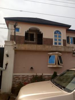 3 Bedroom Flat,(downstairs), Peaceville Estate Opposite Liberty Bell School,badore Road, Badore, Ajah, Lagos, Flat for Rent
