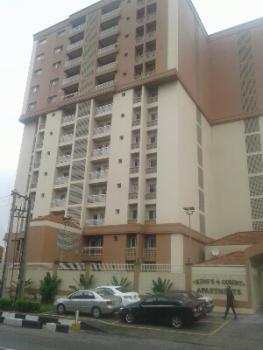 3 Bedrooms Luxury Service Flat, Kings Court Glover, Ikoyi, Lagos, Flat for Rent