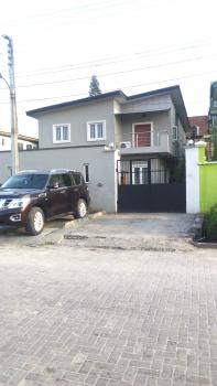 a Very Lovely Self Service Two Bedroom Bungalow with a  Room Bq and Has Its Own Entrance Gate, Off Chief Collins, Lekki Phase 1, Lekki, Lagos, Flat for Rent