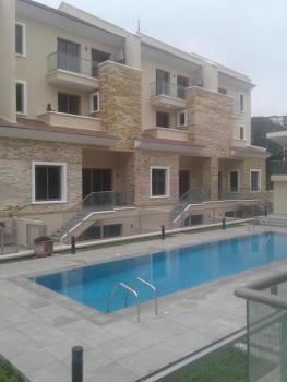 Newly Built 5 Bedroom Luxury Town House, Off Bourdillon Road, Ikoyi, Lagos, Terraced Duplex for Rent