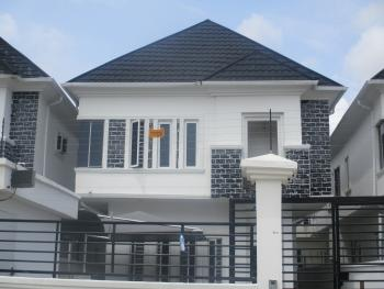 5 Bedroom Detached House with a Room Bq, 7th Avenue, Osapa, Lekki, Lagos, Detached Duplex for Rent
