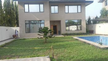 5 Bedroom Luxury Finished Detached House with Panoramic/water View, 2 Room Servants Quarters, Fully Fitted Kitchen, Swimming Pool Etc, Banana Island, Ikoyi, Lagos, Detached Duplex for Sale