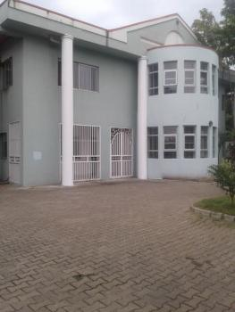 4 Bedrooms Fully Detached House, Off Bourdillon Road, Ikoyi, Lagos, Detached Duplex for Rent