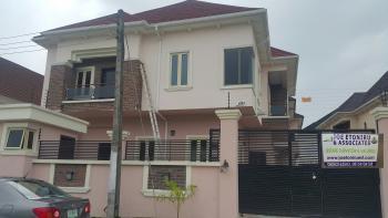 Brand New 5-bedroom Fully Detached House with Bq, Idado, Lekki, Lagos, Detached Duplex for Rent