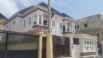Brand New 4-bedroom Semi-detached House with Bq in Osapa, Osapa, Lekki, Lagos, Semi-detached Duplex for Sale
