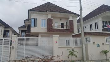 Brand New 5-bedroom Fully Detached House with Bq, Idado, Lekki, Lagos, Detached Duplex for Sale