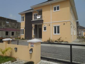 Luxury 5 Bedroom Detached Duplex with Excellent Facilities, Northern Foreshore Estate, Lekki, Lagos, Detached Duplex for Sale