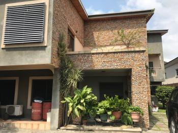 5 Bedroom Semi Detached House with Two Rooms Bq, Lekki Phase 1, Lekki Phase 1, Lekki, Lagos, Semi-detached Duplex for Sale