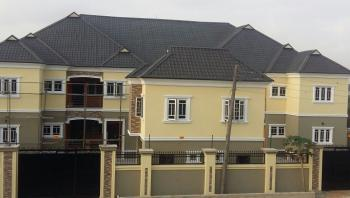 Brand New 4 Units of 4 Bedroom Luxury Apartments, By Shell Cooperative Estate, Eneka, Port Harcourt, Rivers, Block of Flats for Sale