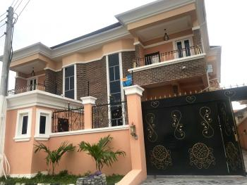 Brand New Four Bedroom Semi Detached House with a Room Bq, Ikate Elegushi, Lekki, Lagos, House for Sale