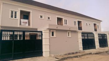 Newly Built Three Bedroom Semi Detached House with Bq, Ikota Villa Estate, Lekki, Lagos, Semi-detached Duplex for Sale