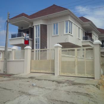 Tastefully Finished 4 Bedroom with Bq, Ikota Villa Estate, Lekki, Lagos, Semi-detached Duplex for Sale