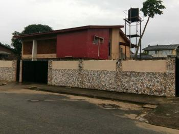 6 Bedroom Detached House with 2 Living Rooms and  2 Rooms Bq  on Land Area Measuring 1,477sqm, 2nd Avenue Road, Festac, Isolo, Lagos, Detached Duplex for Sale