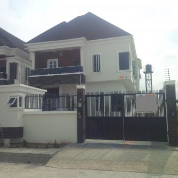 New 5 Bedroom with Bq, Chevy View Estate, Lekki, Lagos, Detached Duplex for Sale