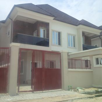 Luxury New 4 Bedroom with Bq, Orchid Hotel Road, Chevy View Estate, Lekki, Lagos, Semi-detached Duplex for Sale