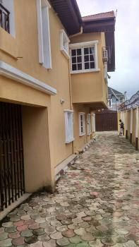 Nice Twin Duplex House, Off, Emily Akinola Street. Pako Bus Stop, Akoka, Yaba, Lagos, Detached Duplex for Sale