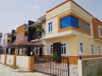 Fast Selling, and Fantastically Designed 4 Bedroom Terrace Duplex for Sale (2 Units Available)., Orchid Hotel Road, Buena Vista Estate, Chevron Second Toll Gate, Lekki Expressway, Lekki, Lagos, Terraced Duplex for Sale