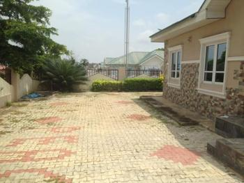 Luxury and Tastefully Finished 3 Bedroom Fully Detached Bungalow with 2 Rooms Bq, Pop Finishing, Green Areas, Suncity Estate, Lokogoma District, Abuja, House for Sale