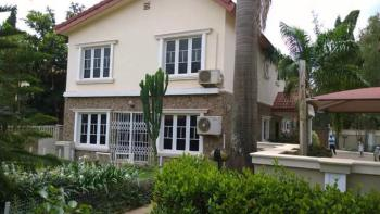 Luxury and Tastefully Finished 4 Bedroom Fully Detached Duplex with 3 Rooms Bq, Garden, Parking Space, Office Space, Maitama District, Abuja, House for Sale