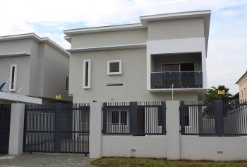 Brand New Five Bedroom Detached House with Two Rooms Bq, Lekki Phase 1, Lekki, Lagos, House for Rent