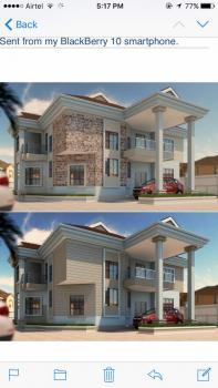 4 Bedroom Detached House with Inbuilt Bq, Seaside Estate, Badore, Ajah, Lagos, Detached Duplex for Sale