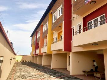 Brand New Three Bedroom Terrace with a Room Bq, Ikate Elegushi, Lekki, Lagos, House for Rent