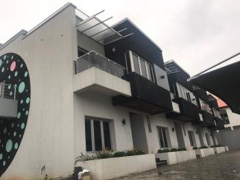 Brand New Four Bedroom Terrace with a Room Bq, Lekki Phase 1, Lekki, Lagos, House for Rent