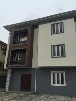 3 Bedroom Serviced Flat with Bq, Adeniran Ogunsanya, Surulere, Lagos, Flat for Rent