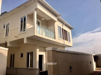 Brand New Four Bedroom Semi Detached House with a Room Bq, Ikate Elegushi, Lekki, Lagos, House for Rent