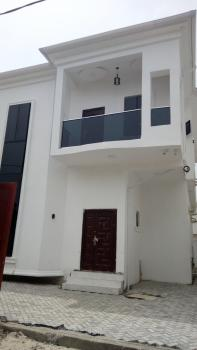 4 Bedroom  Semi Detached Duplex with a Room Bq, Behind Femi Okunnu Estate, 3rd Roundabout, Osapa, Lekki, Lagos, Semi-detached Duplex for Sale