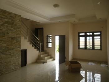 3 Bedroom, 2 Sitting Rooms + Bq, Jahi, Abuja, Terraced Duplex for Rent
