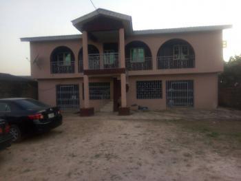 Nice Built 4 Nos 2 Bedroom En Suite on a Full Plot  (cof 0), Very Close to Canaan Land, Sango Ota, Ogun, Block of Flats for Sale