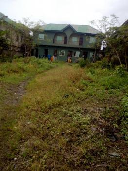 Storey Building Built on a Plot, Oba Kabiru Adelaja, Ire Akari, Isolo, Lagos, Block of Flats for Sale