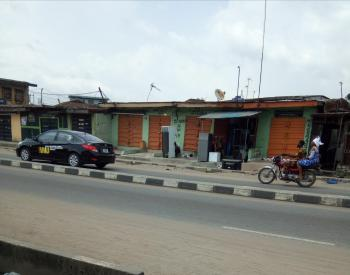 Commercial Land Bungalow, Lawanson Road, Pako Bus Stop,  Itire, Lawanson, Surulere, Lagos, Commercial Property for Sale