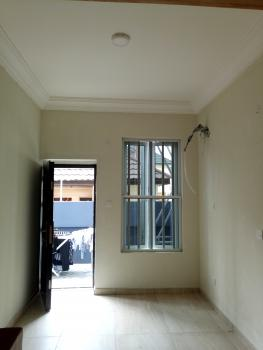 Super Brand New Self Contained No Kitchen, By Jakande Shoprite, Osapa, Lekki, Lagos, Self Contained (studio) Flat for Rent