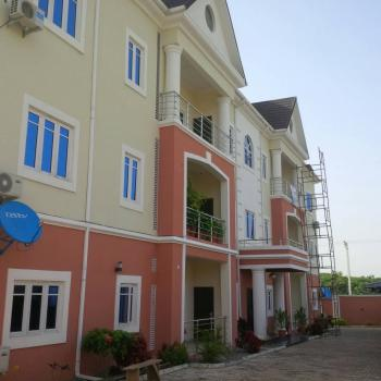 Very Nice and Big 3 Bedroom Block of Flat for with Bq, Ac and Gen, Wuye, Abuja, Flat for Rent